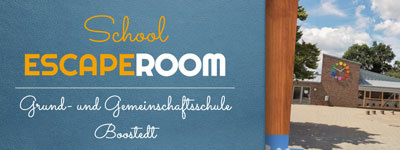 Schule Boostedt - Unser Escape Room